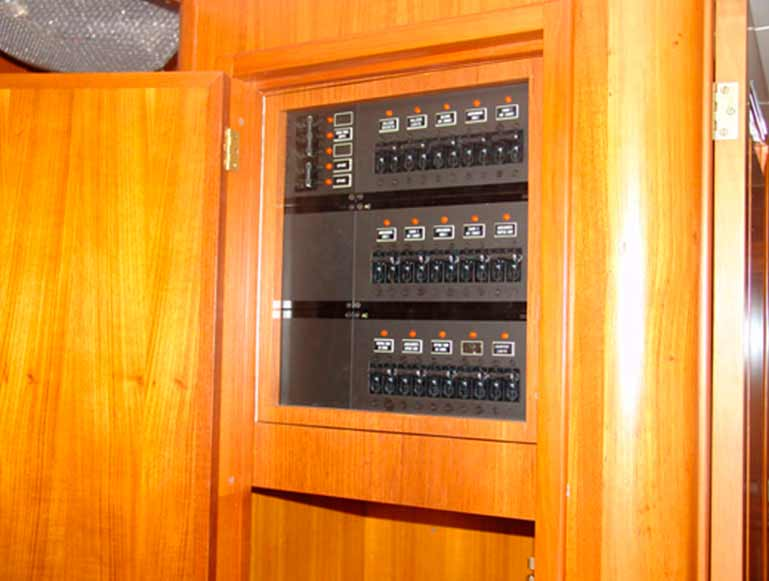 Control Switchboard Detail